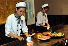 Bếp Chính Bếp Nhật