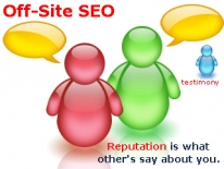 SEO - Off Page