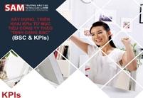 Xây Dựng, Triển Khai KPIs Từ Mục Tiêu Công Ty Theo Định Dạng BSC