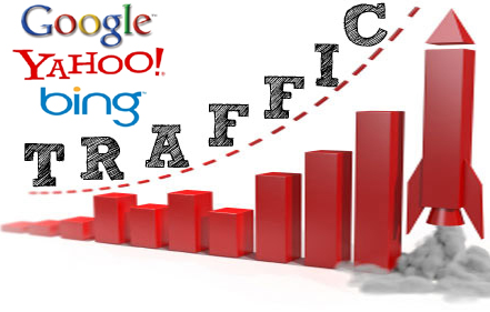 Phục hồi traffic sau khi xây dựng lại website