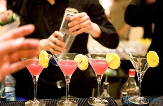 Bartender - nghệ thuật pha chế