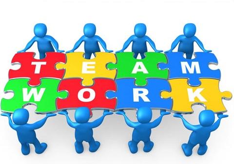Làm việc nhóm đạt hiệu quả cao
