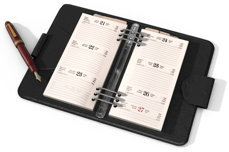 Sổ kế hoạch quản lý thời gian