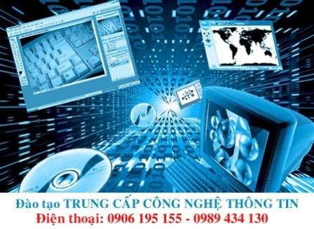 Trung cấp công nghệ thông tin