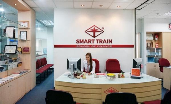 Phòng đào tạo Smart Train