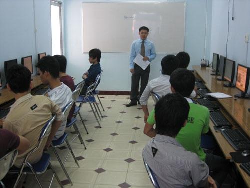 Lớp học quản trị mạng
