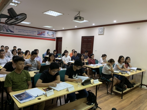 Khóa học Business analyst tại Hà Nội