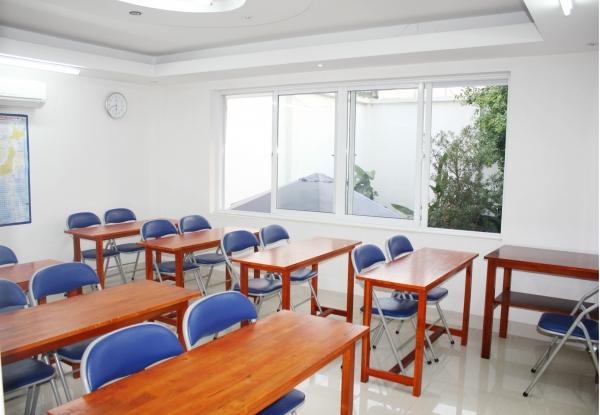 Phòng học Nhật ngữ