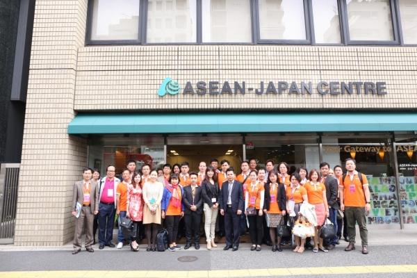 Chương trình tham quan - kiến tập - du khảo Nhật Bản (mùa hoa Anh Đào) của Cộng đồng Doanh nhân PTI