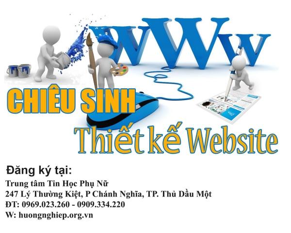 Chieu-sinh-thiet-ke-website-tai-binh-duong