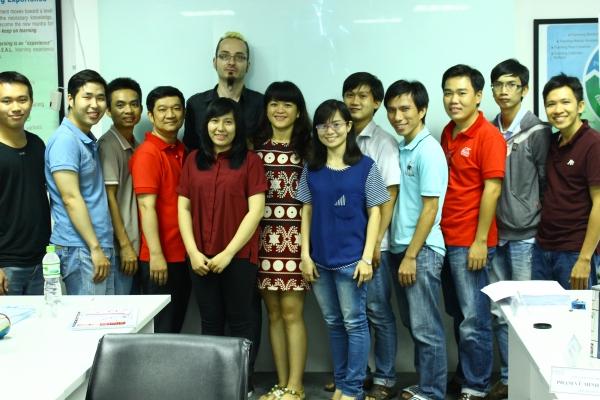 Khóa học Agile Scum Workshop tại ECCI Việt Nam (TPHCM)
