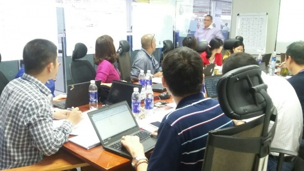 Khóa học Six Sigma Black Belt của ECCI Việt Nam tại Thái Bình