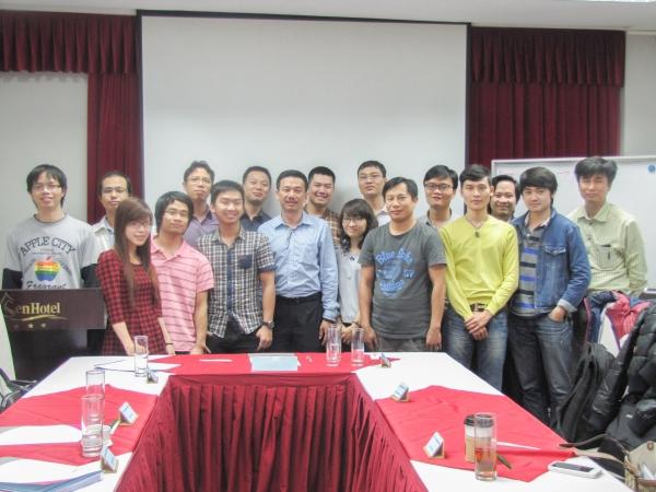 Khóa học Quản lý dự án chuyên nghiệp PMP của ECCI Việt Nam tại Hà  Nội