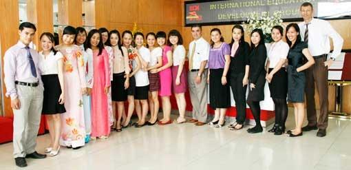 Đội ngũ giáo viên WAPS